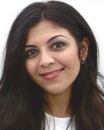 Julia Ansari Passport Photo